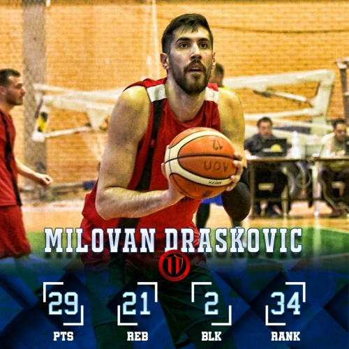 Draskovic mvp